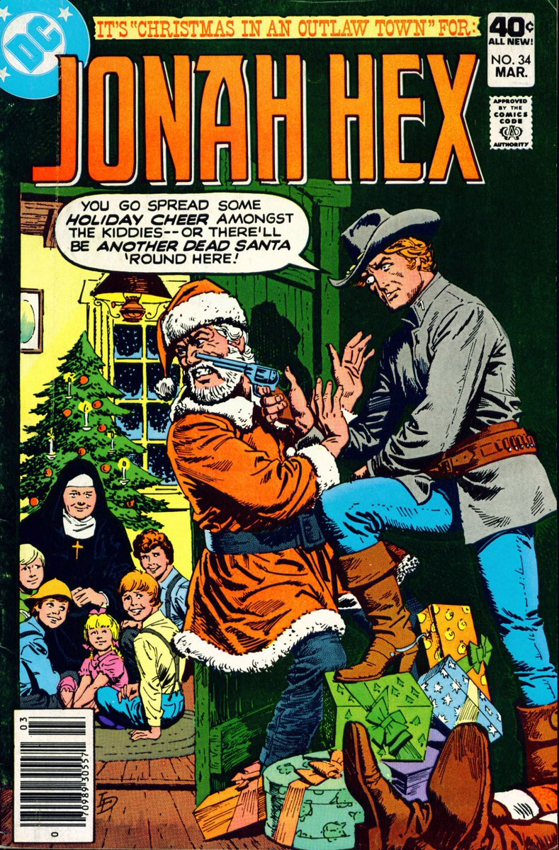 #HappyHolidays from #JonahHex