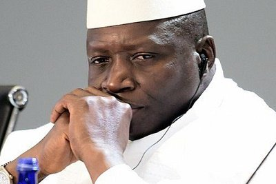 ECOWAS chairman, Marcel de Souza says the commission has put military forces on stand-by in case The Gambian President, Yahya Jammeh refuses to step down.