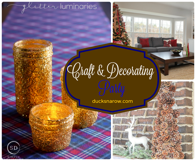 Fabulous Craft & Decorating Party