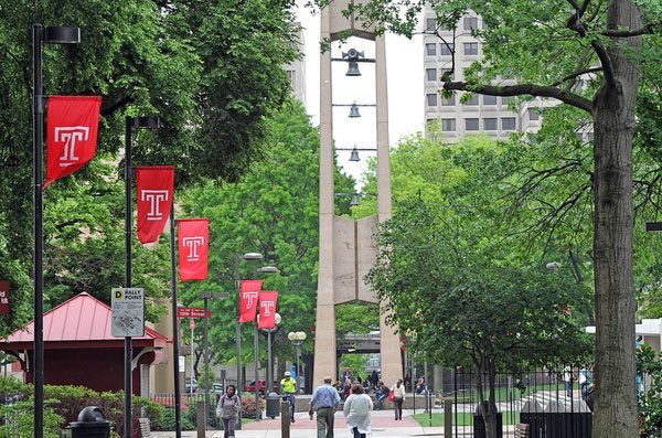 Temple Welcomes Students2021
