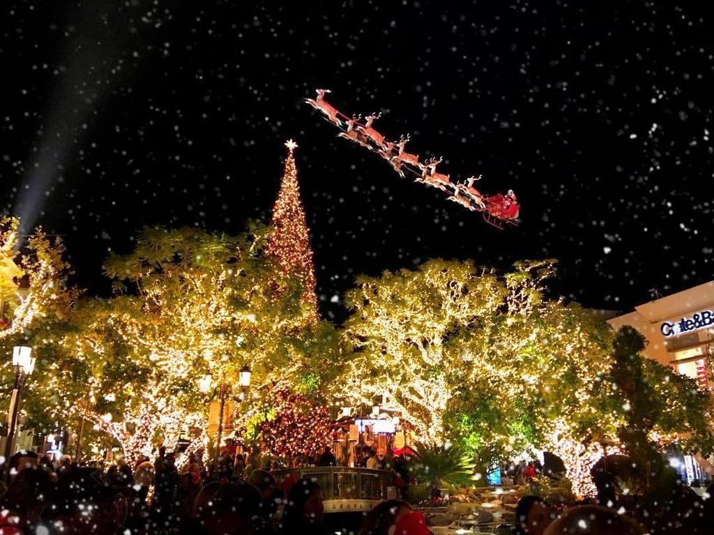 MagicSnow (@MagicSnow) | Twitter on the grove madewell, the grove mall, the grove santa, the grove in la, the grove of anaheim,