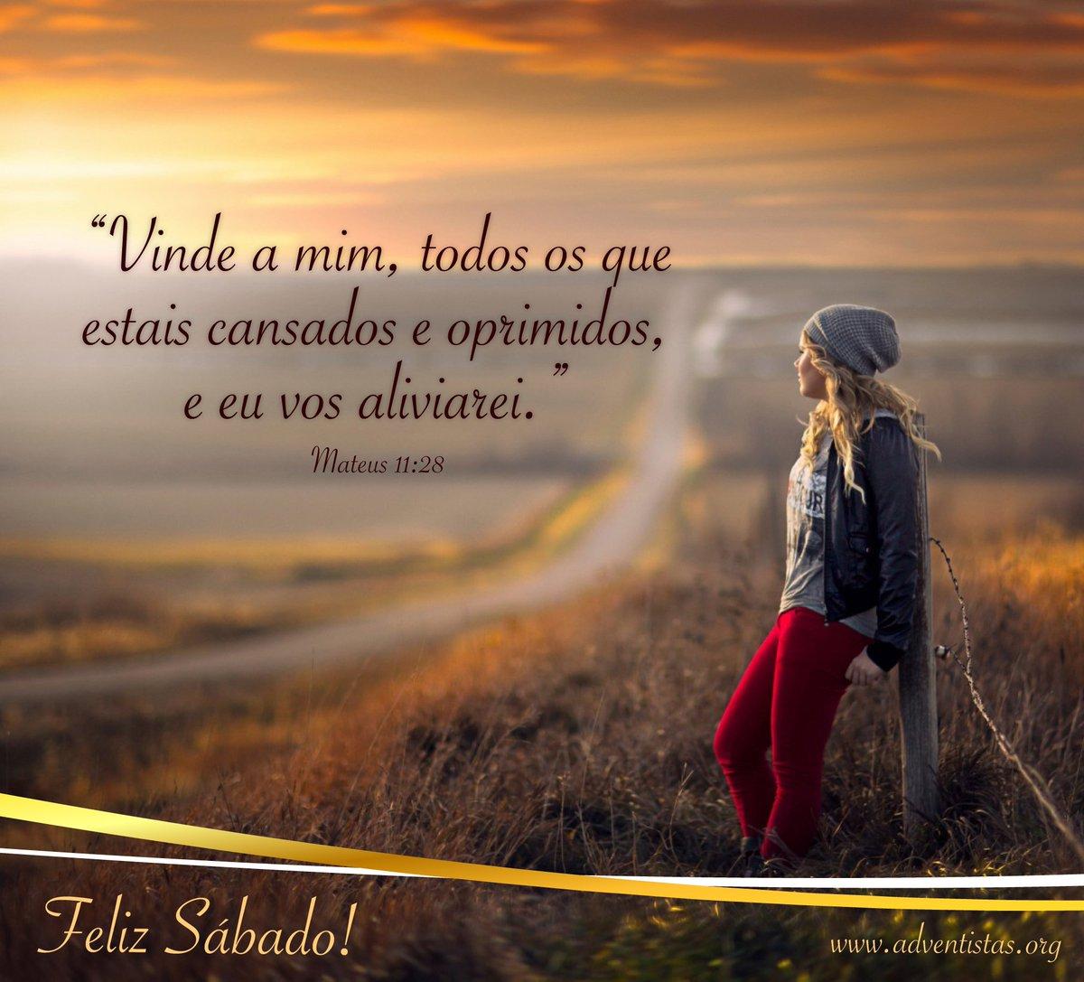 Adventistas Brasil On Twitter Descanse Em Jesus E Tenha Um