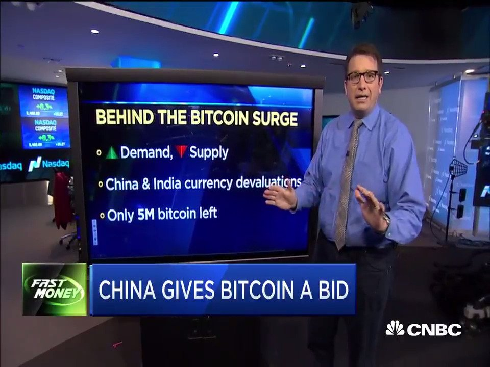 Want to know what's behind the bitcoin surge? @BKBrianKelly breaks it down https://t.co/99qkqFZ0Ai