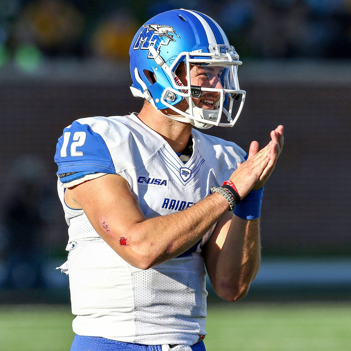 BREAKING: Brent Stockstill has officially been cleared and will play in the @HawaiiBowl.