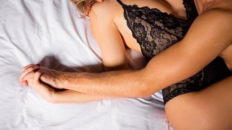 Orgasmin yhdynnän aikana