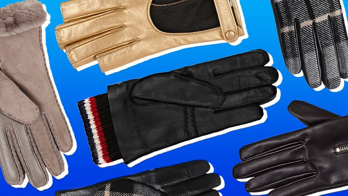 The Best Winter Gloves to Stock Up On Now