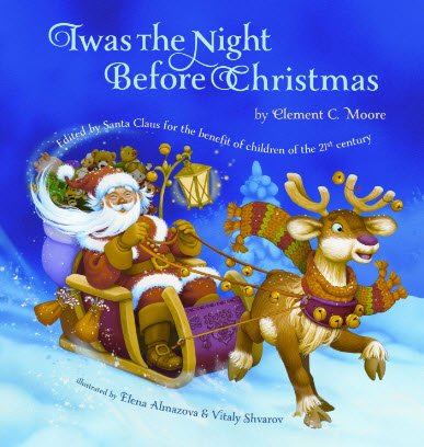 Charlie Rose reads Twas the Night Before Christmas https://t.co/W6aG4Eum0K https://t.co/PLYm2ienxi