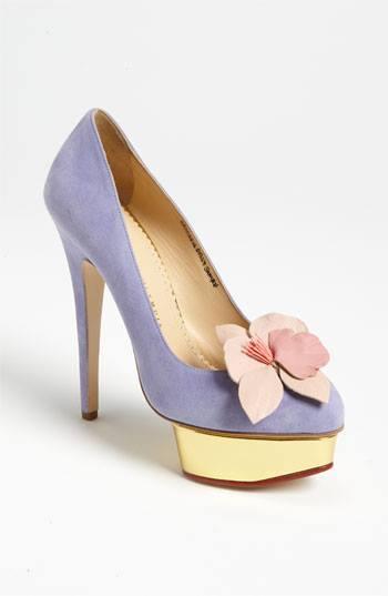 Shoes, shoes, shoes