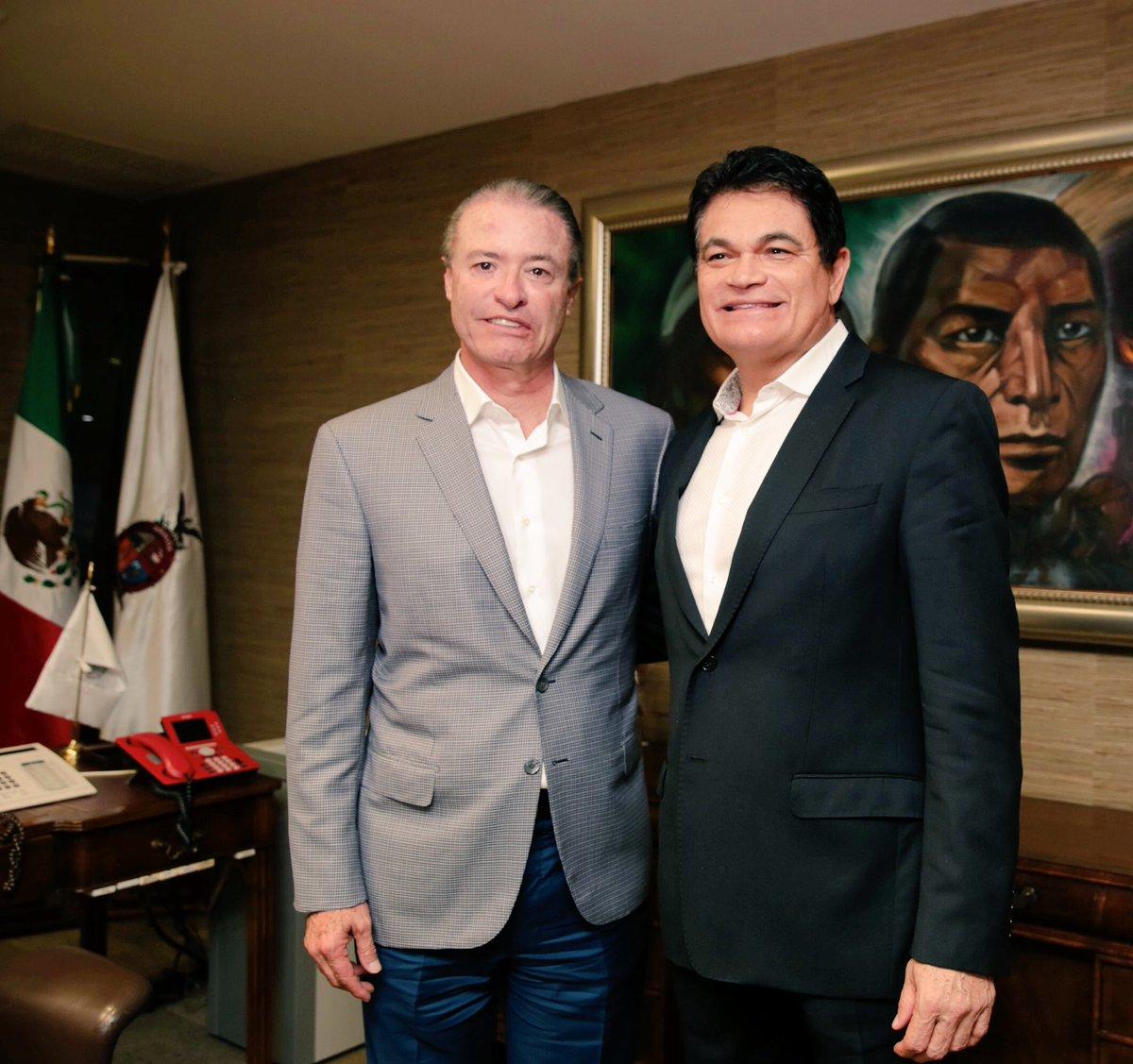 Hoy Sinaloa es más fuerte y puede mirar al futuro con mayor confianza y optimismo; servir a los Sinaloenses es un gran honor! @QuirinoOC https://t.co/5MiAu7anMY