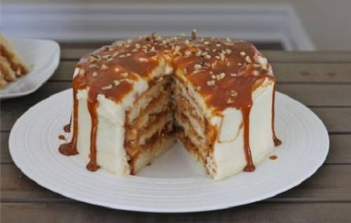 Торты рецепты с масляным кремом
