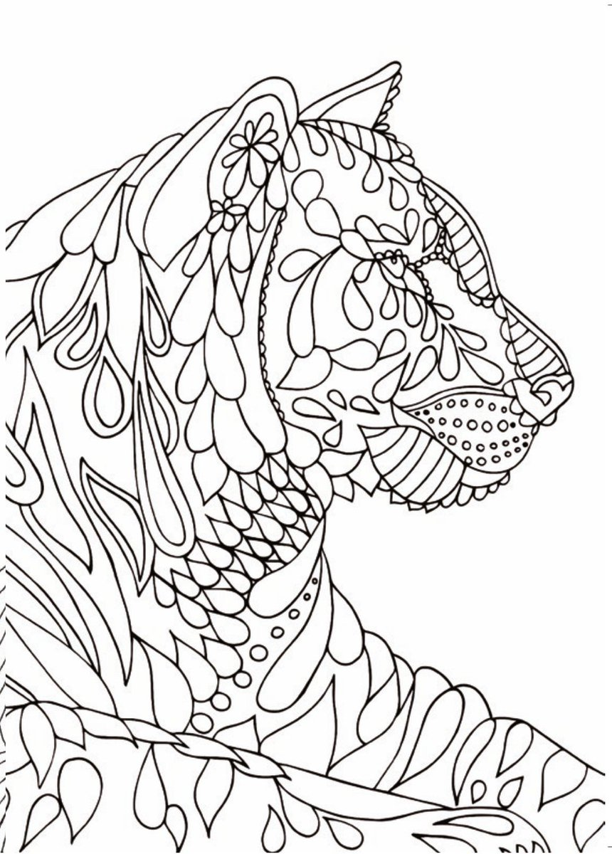 mindfulness coloring pages printable - photo#30