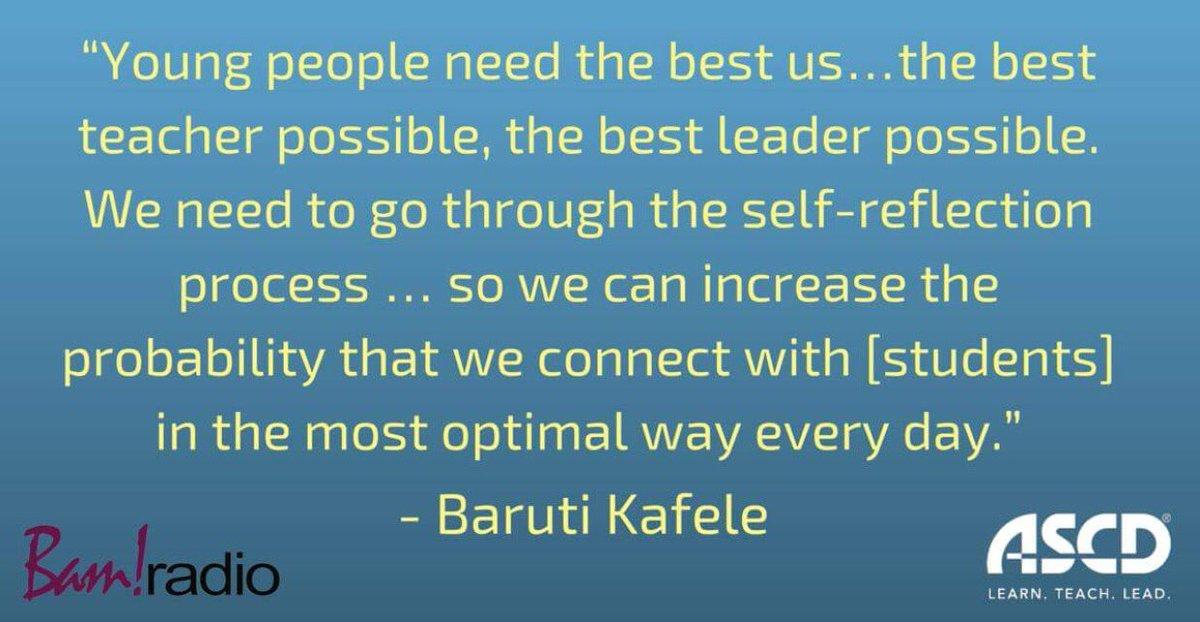 As @PrincipalKafele says..#bam