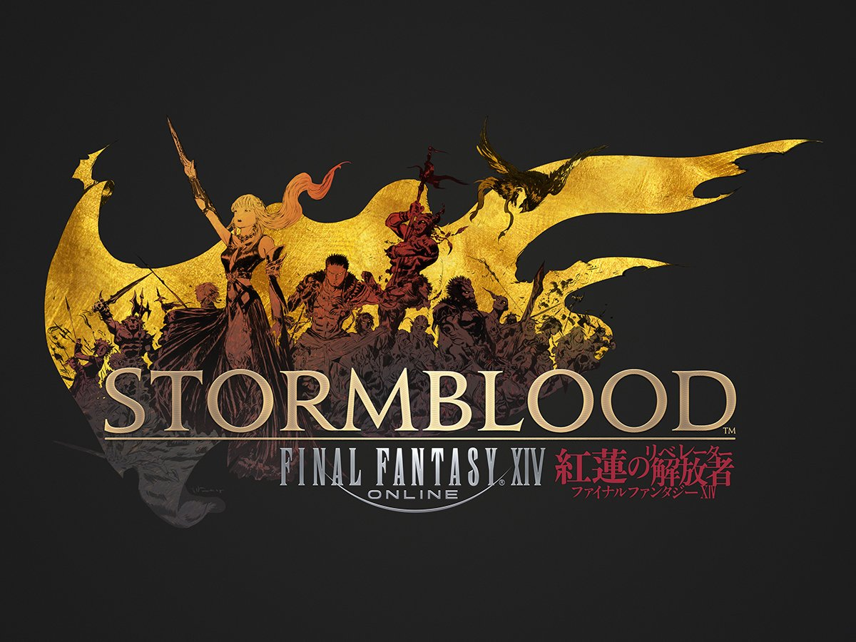 The FINAL FANTASY XIV: Stormblood expansion pack is scheduled to launch on June 20, 2017! #FFXIV #FFXIVFanFest2016 https://t.co/Ksv1JbZEnW