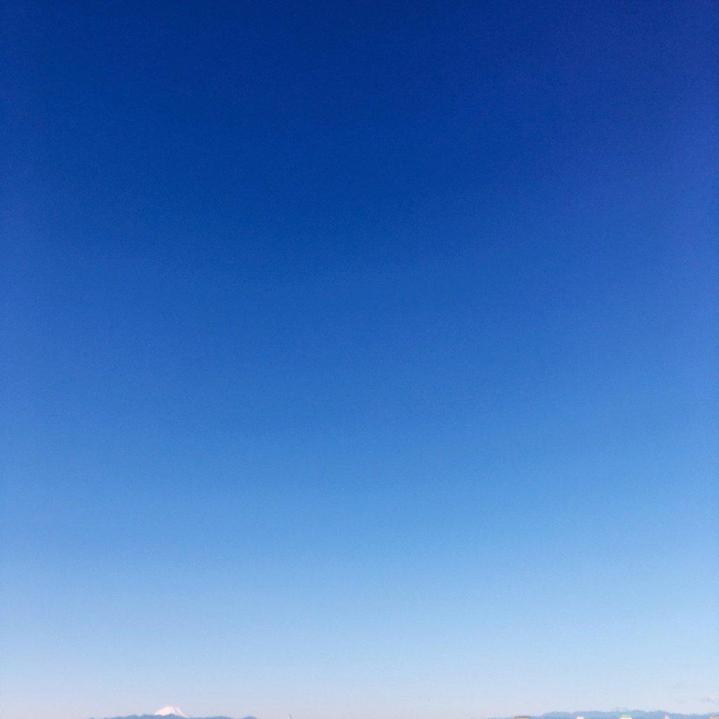青く高く広がる空よ https://t.co/XV6npNH2Fm