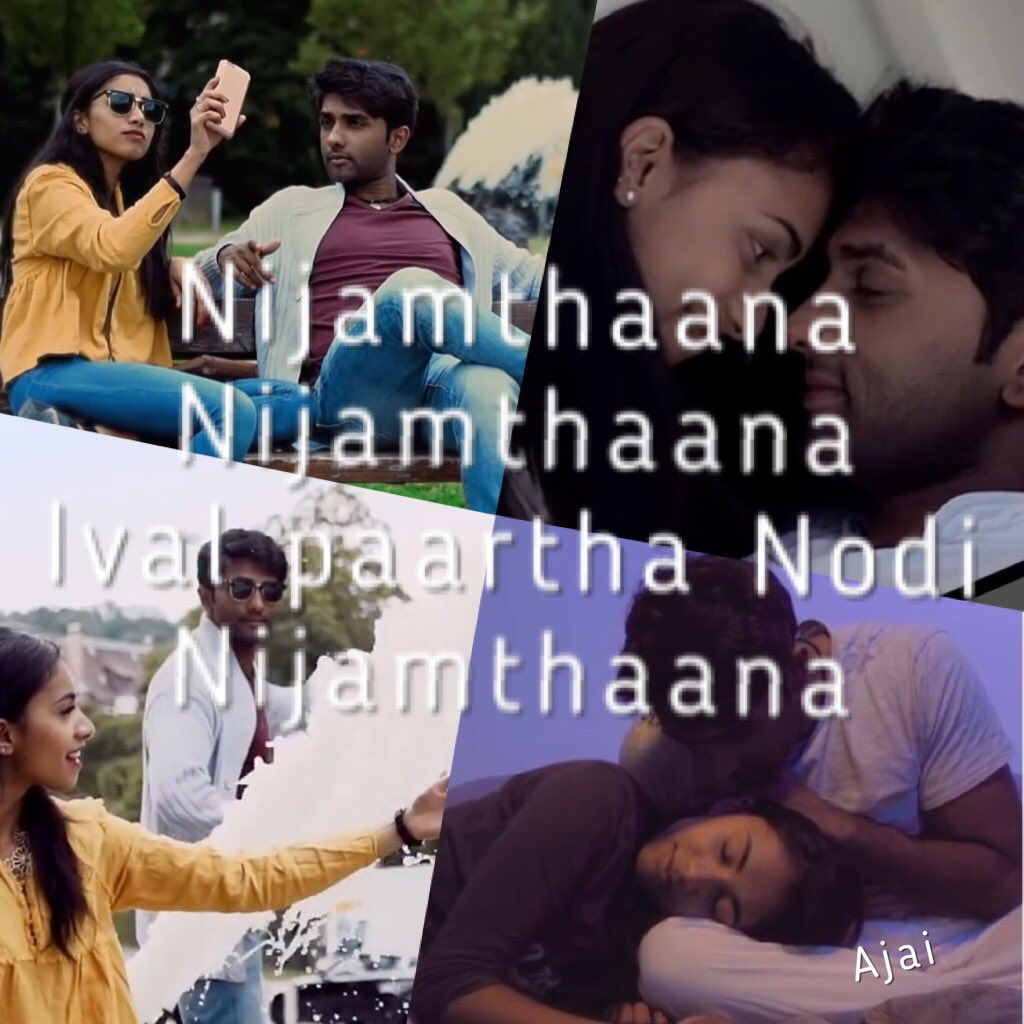 Tamil Movie Quotes On Twitter Nijamthaana Love Life