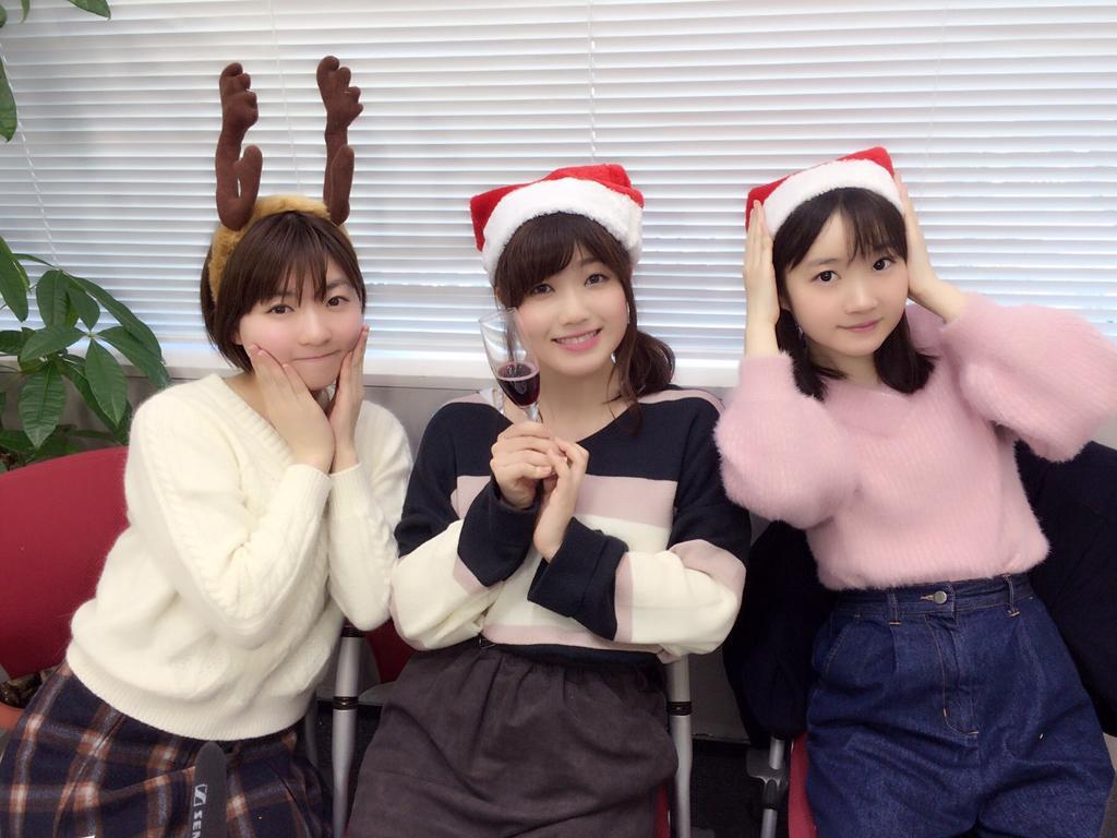 小澤亜李・長縄まりあのおざなり第090回(2016年12月24日)ゲスト ...