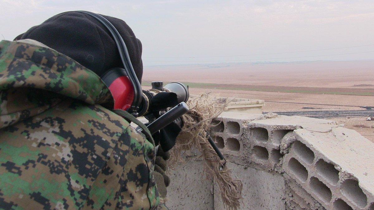 SDF seized villages of Tal Tariq and Wajuma