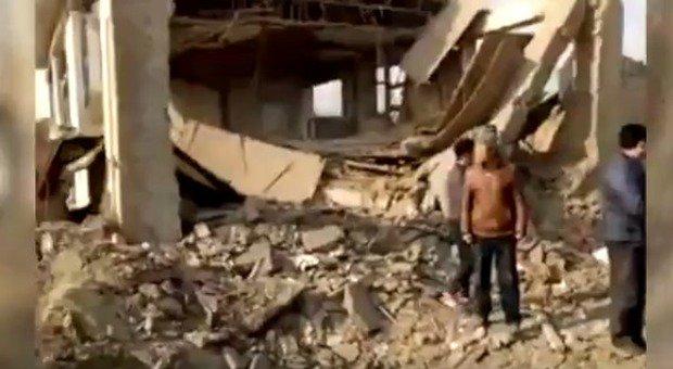 #cina, esplosione in una #fabbrica di #fuochi d'artificio: numerose vittime https://t.co/WZYhR5toLs