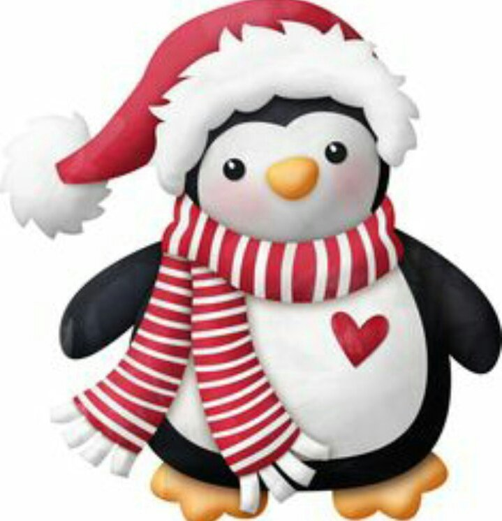 Look who wants to say hello to you today 🐧💞🐧 @beatshoney  #merrychrist...