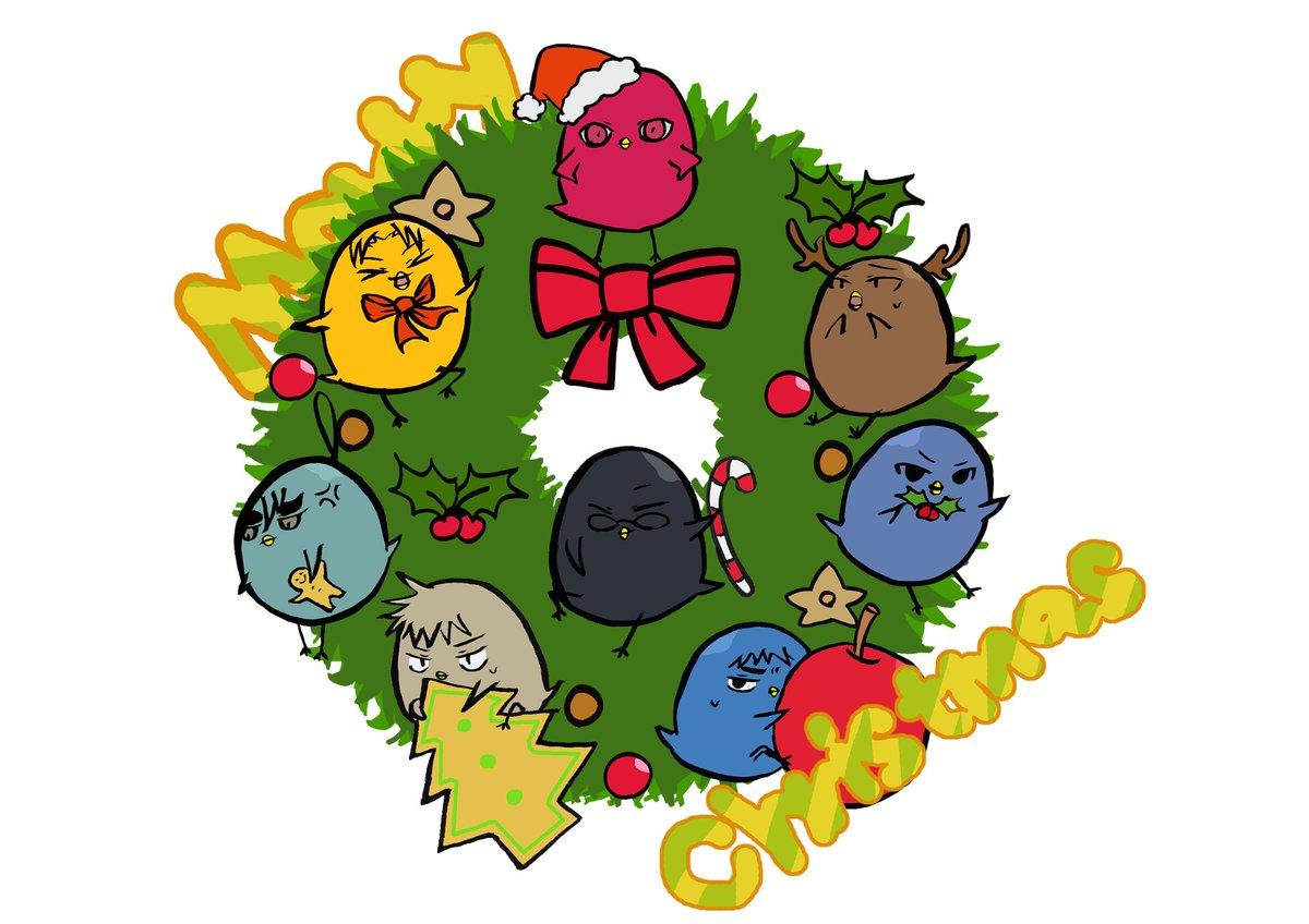 PGひよこたち「メリークリスマス!!」 花宮「………」 #kurobas pic.twitter.com/fD8FQpRmqx