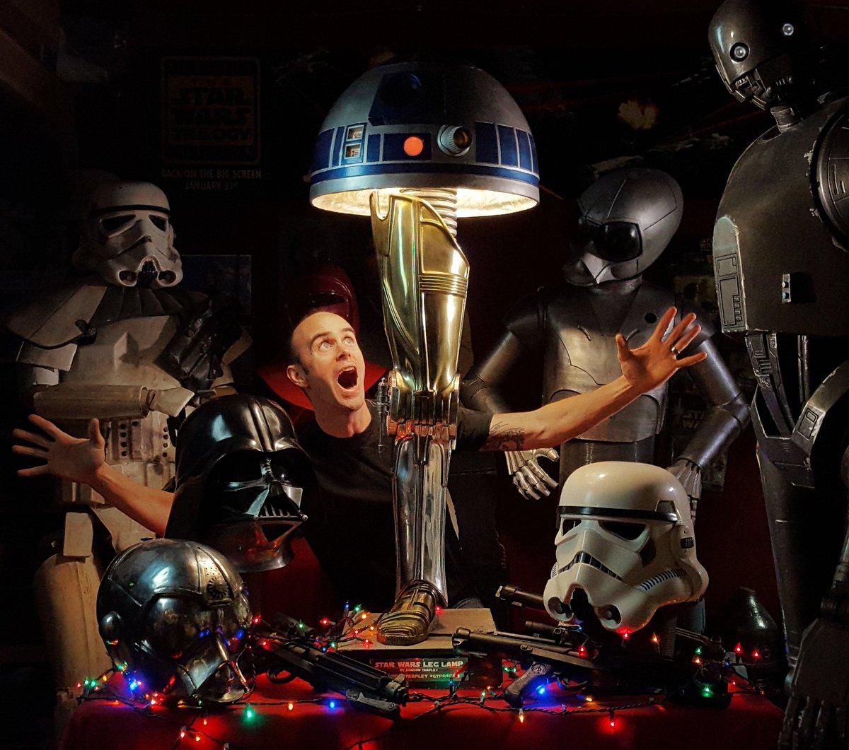 Gordon Tarpley And Star Wars