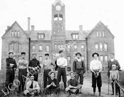 .@UCOBronchos was founded on December 24, 1890, making UCO the oldest public institution of higher ed in Oklahoma. https://t.co/aR3qhtiy3h