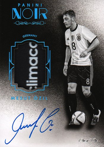 Win a One-of-One 2016 @PaniniAmerica Noir Mesut Ozil Autographed Tag Card https://t.co/wAy1CGZHTi https://t.co/ZvaYfyBRYQ