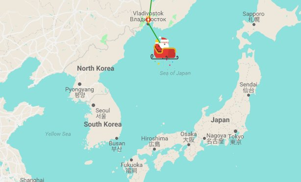 Guess Santa decided to skip Pyongyang to avoid getting shot down. https://t.co/OQPV7WCHB0 https://t.co/vihC9f6lkg