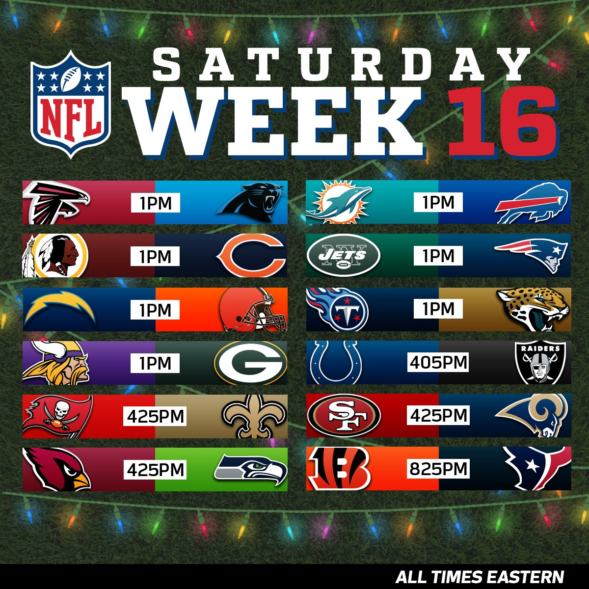 never miss a moment - Nfl Schedule Christmas Day