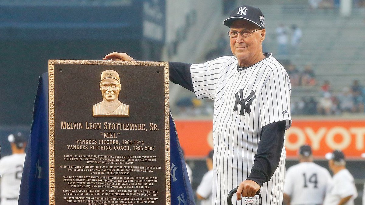 Son: Mel Stottlemyre 'fighting for his life' https://t.co/IWrjfenuTj #Yankees https://t.co/NGrhXFOPC7