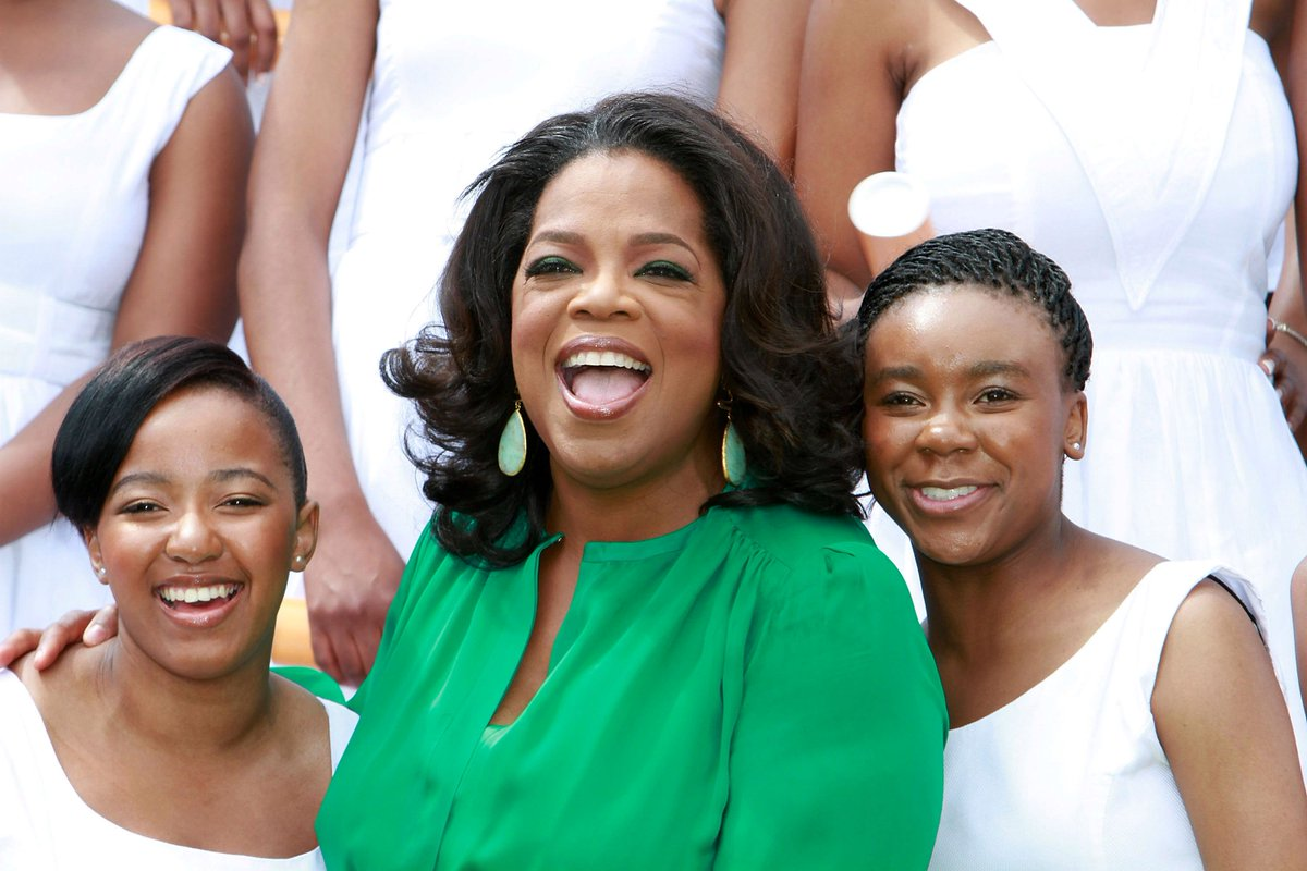 Oprah S O Girls Documentary Surrounding 5 Girls From Her South