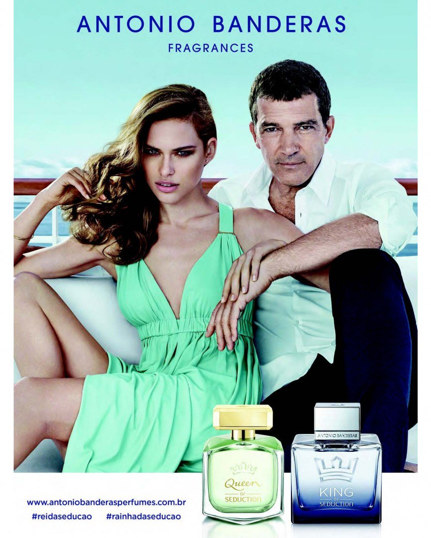 antonio banderas queen of seduction eau de toilette отзывы