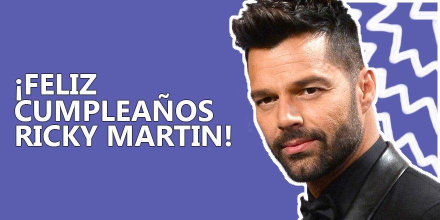 Cumpleanos Feliz Ricky Martin.Feliz Cumpleanos Ricky Martin Felizcumplerickymartin Radio