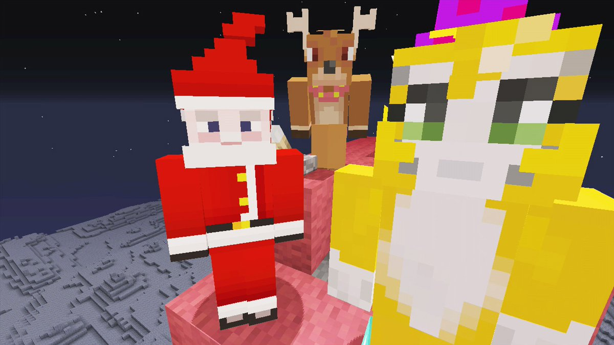 Stampylonghead Christmas.Stampy Cat On Twitter Here Is This Years Christmas Special