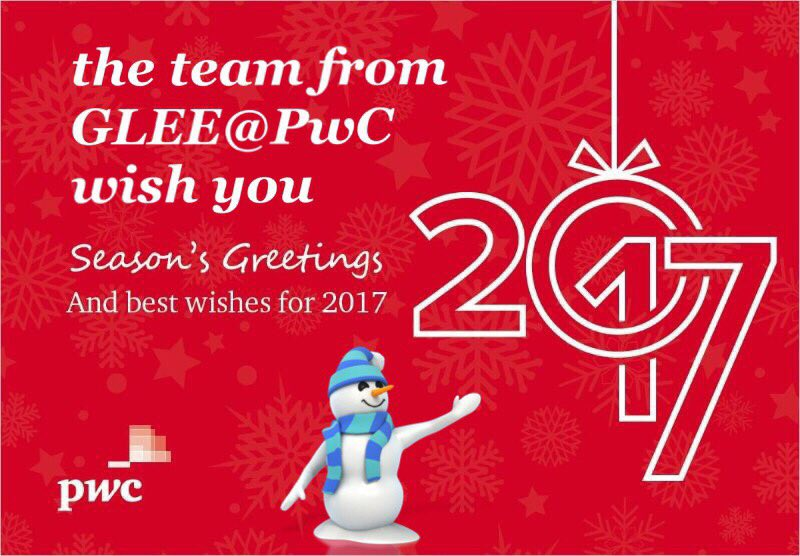 Gleepwc uk on twitter seasons greetings and best wishes for 2017 1233 pm 24 dec 2016 m4hsunfo