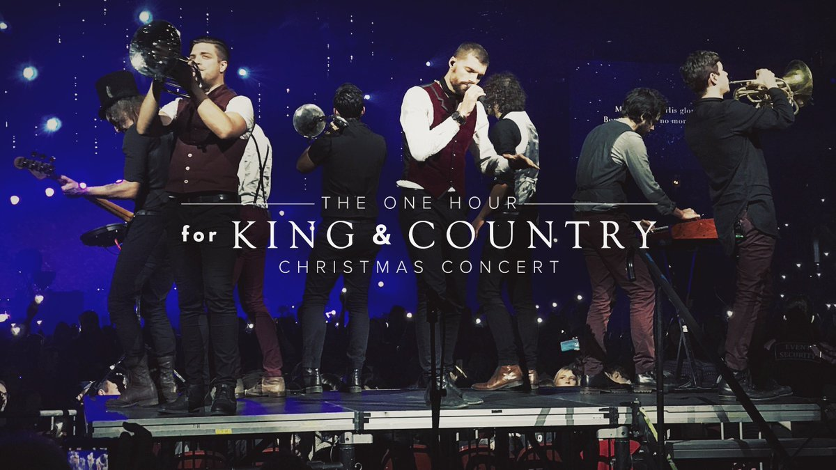 For King And Country Christmas.For King Country On Twitter Here S An Early Christmas