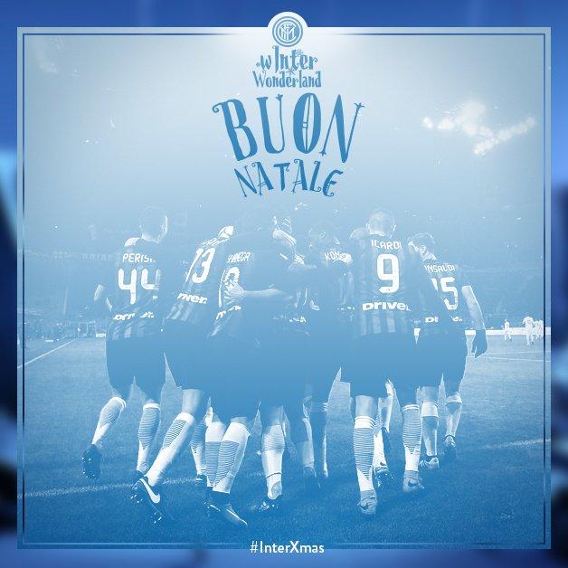 Auguri Di Buon Natale Inter.Inter On Twitter Auguriamo Un Buon Natale A Tutti I Fratelli Del