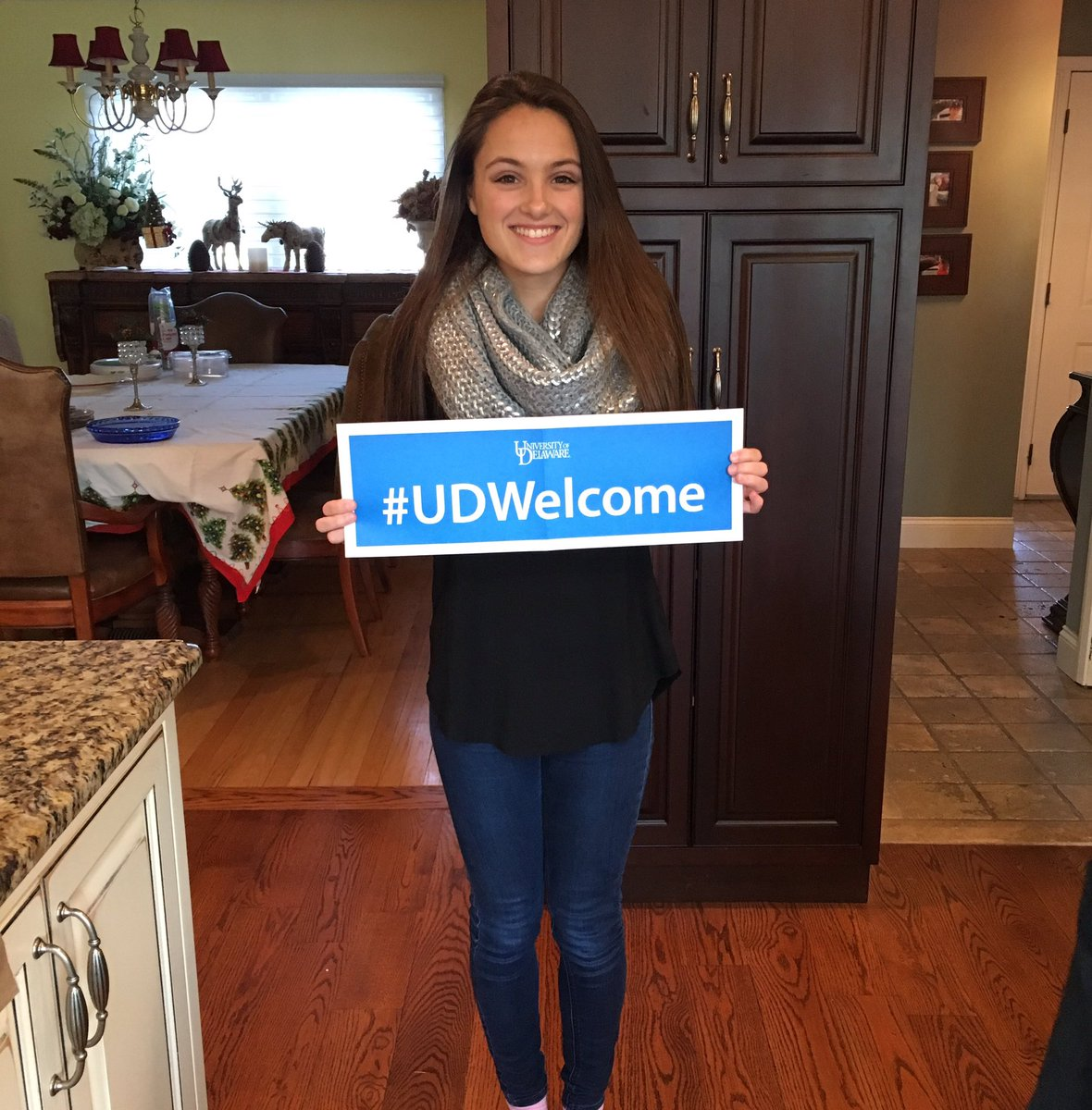 the best christmas present ever! 😊 #UDWelcome https://t.co/dtigeyqZYj