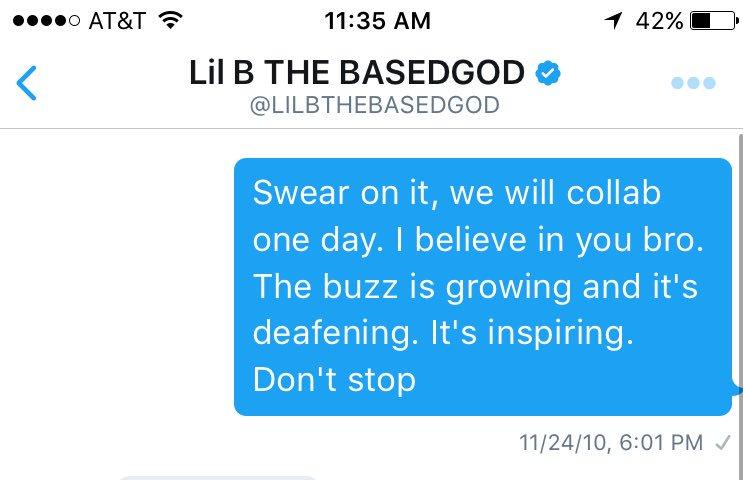 "Lil B THE BASEDGOD ar Twitter: ""Black Ken mixtape dedicated"