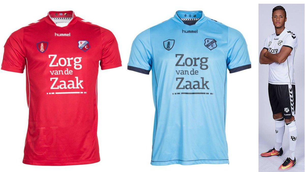 Football Fashion On Twitter Fc Utrecht 2016 17 Hummel Home Away And Third Kits Https T Co Xvyg5oyefn Fcutrecht Eredivisie Hummel Hummel1923 Https T Co Isdowxj27p