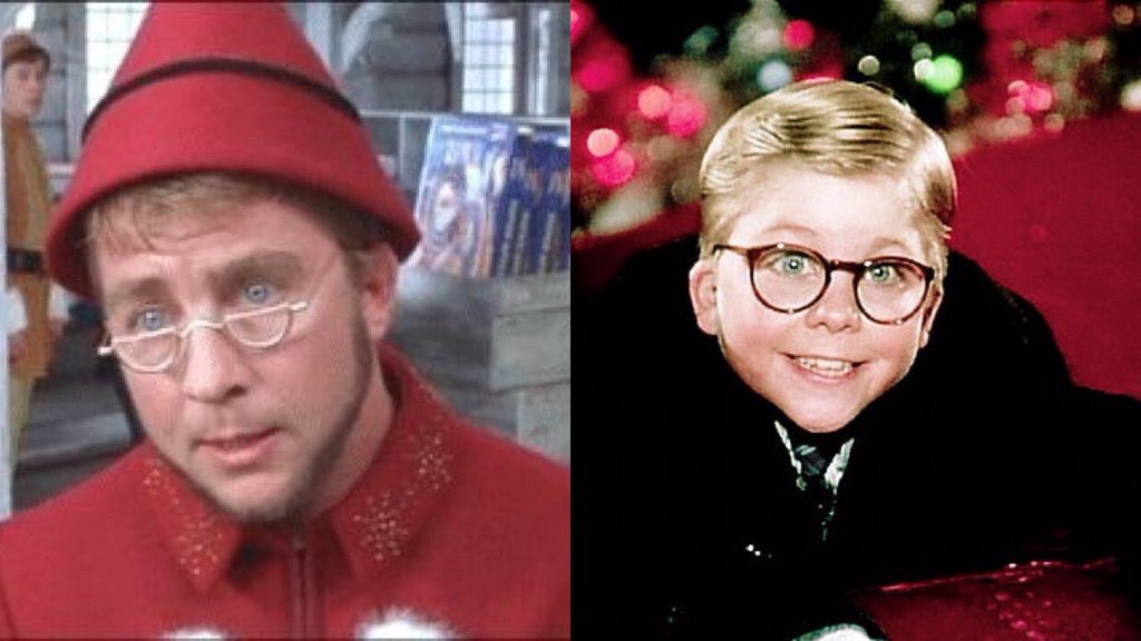 Ralphie From 'A Christmas Story's Cameo In 'Elf' Is The ...