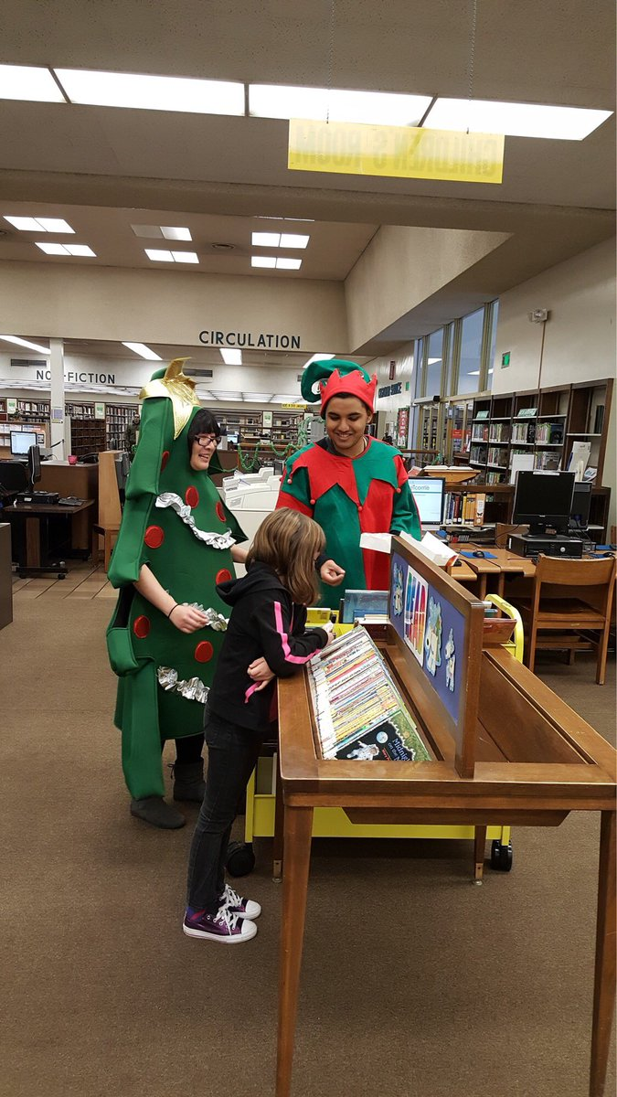 La county library on twitter happy holidays from the for La county public library