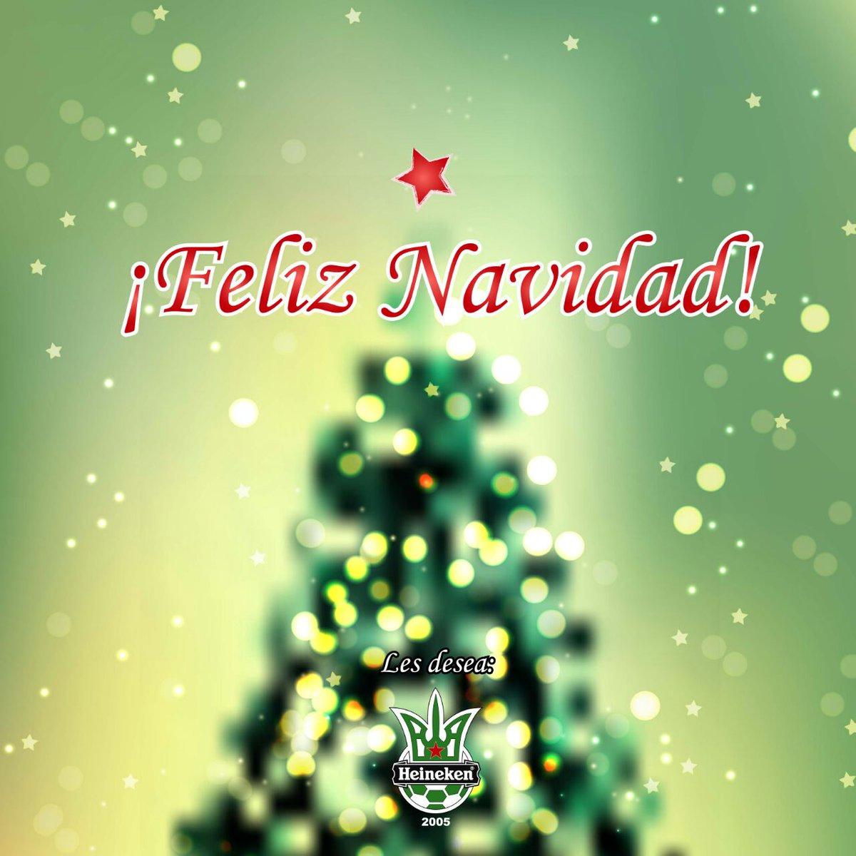 Heineken Feliz Navidad.Heineken 05 On Twitter Feliz Navidad A Toda La Gran