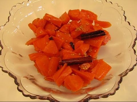 Betty's Sweet and Sour Spiced Carrots #LoveBetty #Food #Recipes