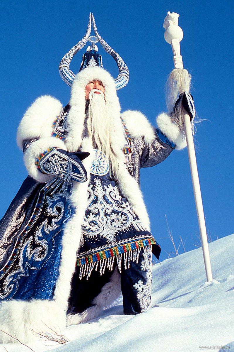 ロシア版サンタのラスボス感
