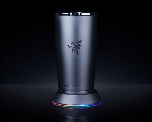 『Razer』からついにLED発光に対応したゲーミングマグ『Razer Chroma Mug』が登場 https://t.co/y9w3foLBhC https://t.co/nVAjaQxs0a