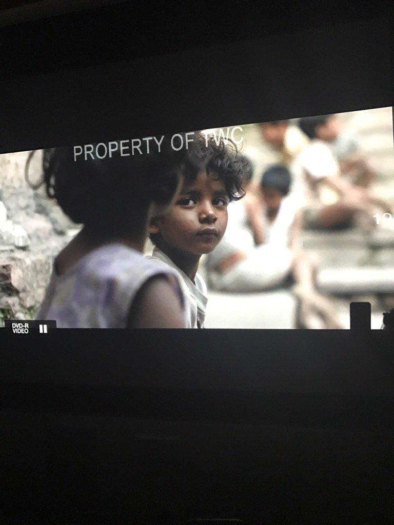Love , love this movie @LionMovie !! Anyone else see it?