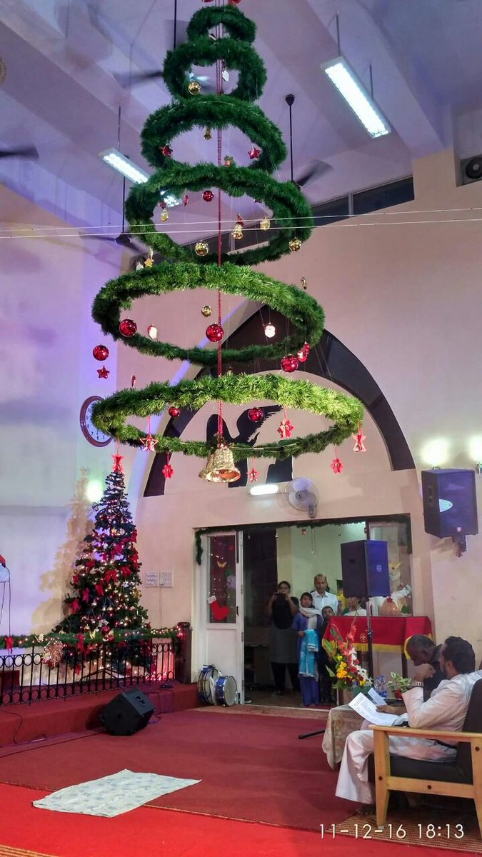 Tinu Cherian Abraham On Twitter Our Parish Church Xmas