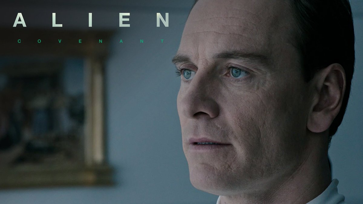 Witness the Creation of Fear. Watch the new trailer for #AlienCovenant, in theaters 5.19.17.