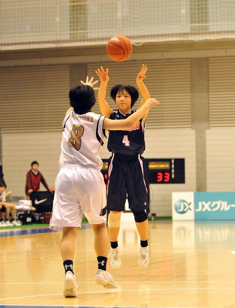 桐谷 まつり 湯沢 翔 北 バスケ 2014